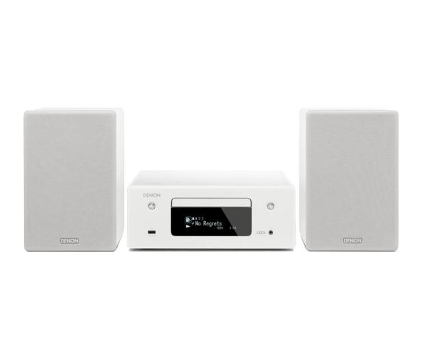 Denon CEOL N10 biały - 454124 - zdjęcie