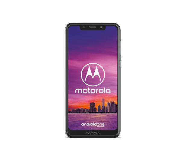 Motorola One 4/64GB Dual SIM biały + etui - 448947 - zdjęcie 2