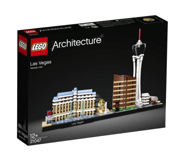 LEGO Architecture Las Vegas - 453836 - zdjęcie