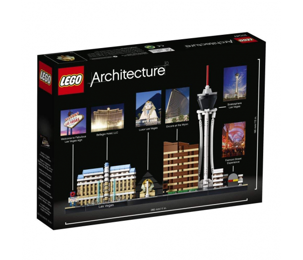 LEGO Architecture Las Vegas - 453836 - zdjęcie 2