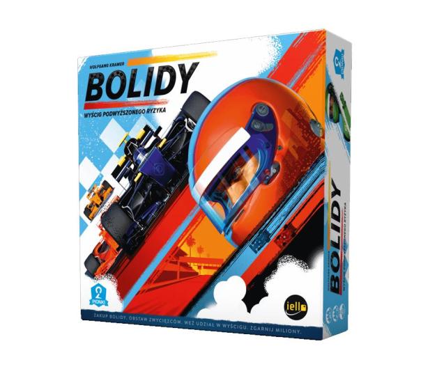Portal Games Bolidy - 454044 - zdjęcie