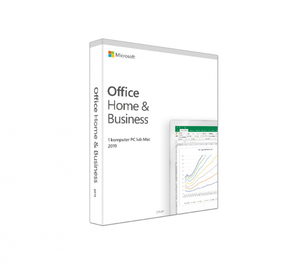 Microsoft Office 2019 Home & Business Win10/Mac - 453311 - zdjęcie