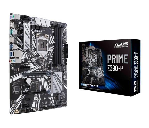 ASUS PRIME Z390-P - 453987 - zdjęcie