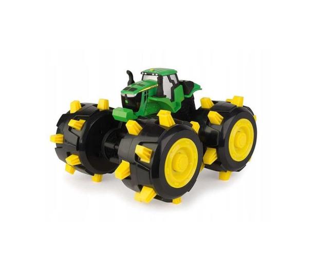 TOMY John Deere Traktor Opony z Kolcami 46712 - 454920 - zdjęcie