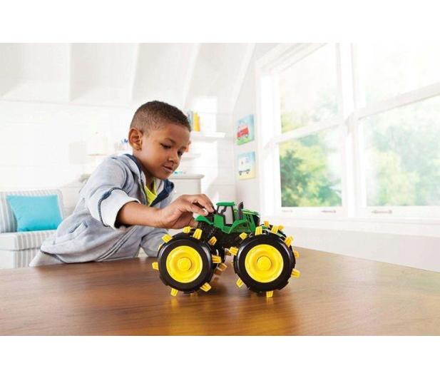TOMY John Deere Traktor Opony z Kolcami 46712 - 454920 - zdjęcie 3