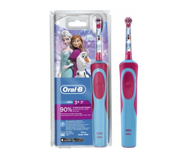 Oral-B Vitality Frozen + Travel case - 452216 - zdjęcie