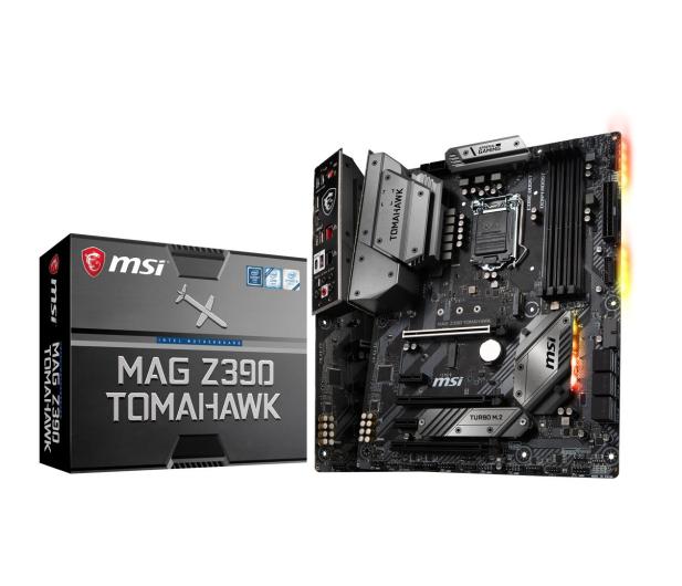 MSI MAG Z390 TOMAHAWK - 454160 - zdjęcie