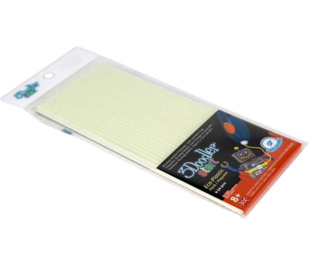TM Toys 3Doodler wkład jednokolorowy Ghostly Glow DODECO09 - 453654 - zdjęcie