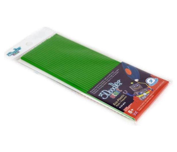 TM Toys 3Doodler wkład jednokolorowy zielony DODECO07 - 453652 - zdjęcie