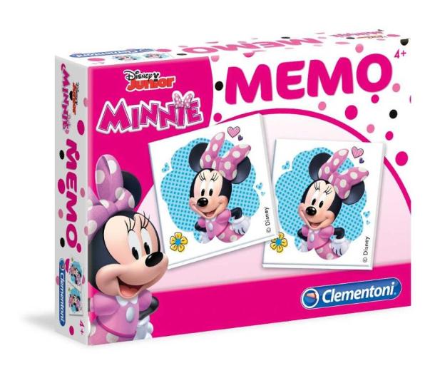 Clementoni Disney Memo Minnie Happy Helpers - 453277 - zdjęcie