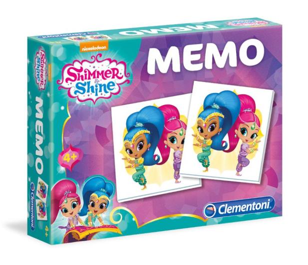 Clementoni Memo Shimmer i Shine - 453293 - zdjęcie