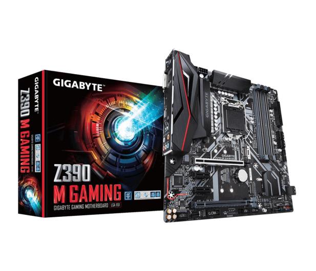 Gigabyte Z390 M GAMING - 461964 - zdjęcie