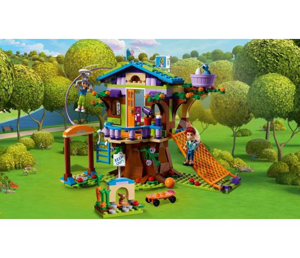 LEGO Friends Domek na drzewie Mii - 395127 - zdjęcie 11
