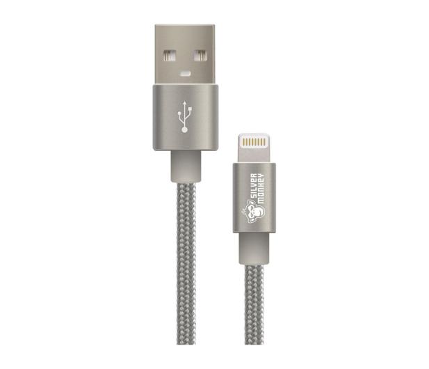 Silver Monkey Kabel USB 2.0 - Lightning 1,5m - 461263 - zdjęcie