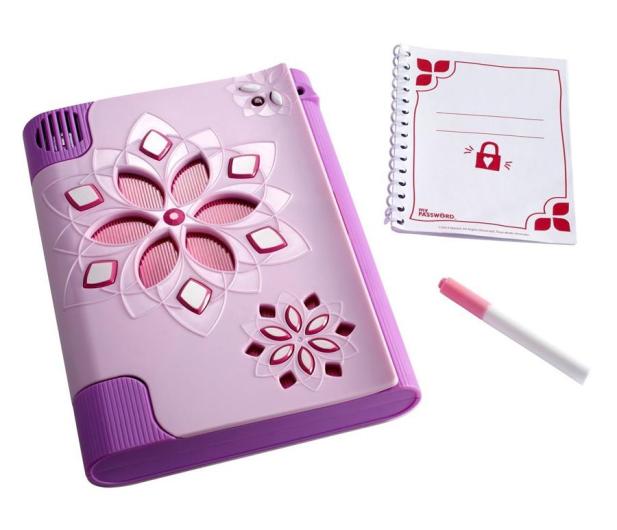 Mattel Pamiętnik na hasło 9 - 456091 - zdjęcie