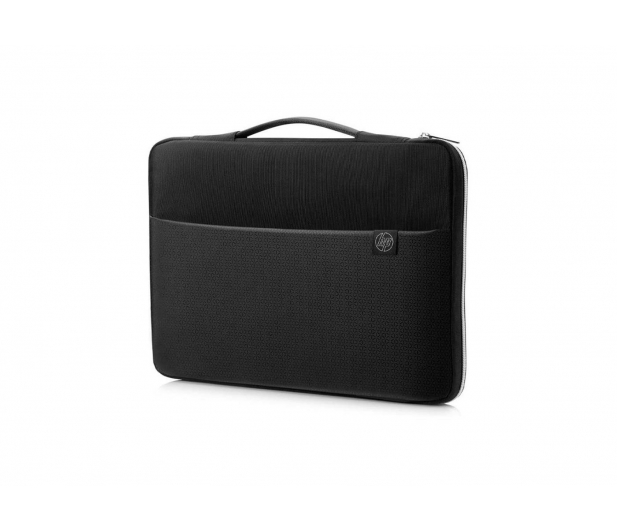 "HP Carry Sleeve 15,6"" (czarno-srebrny) - 462650 - zdjęcie"