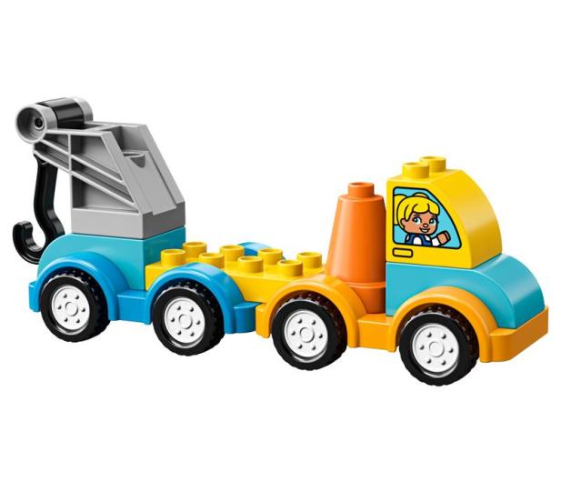 LEGO DUPLO Mój pierwszy holownik - 465038 - zdjęcie 2