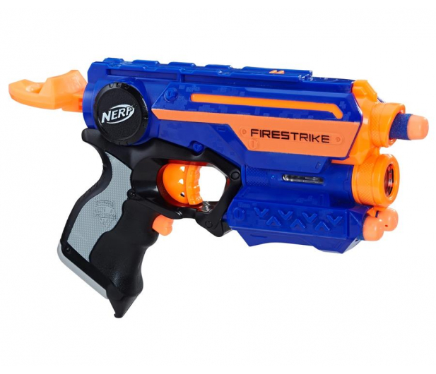 NERF N-Strike Elite Firestrike - 162671 - zdjęcie