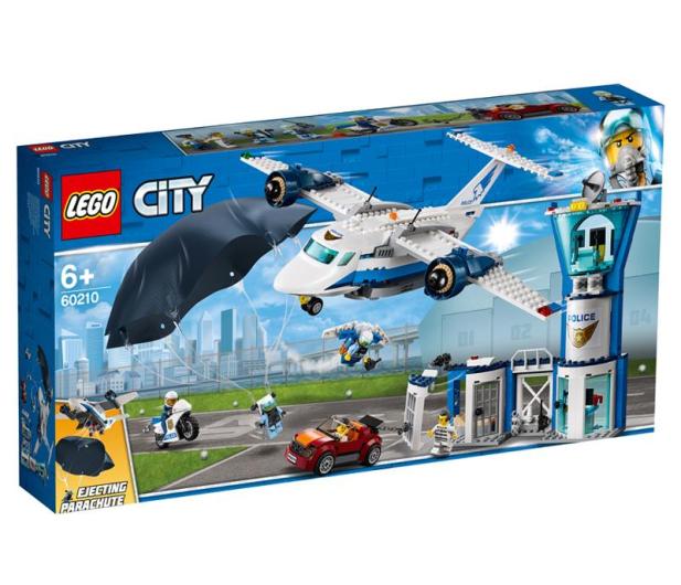 LEGO City Baza policji powietrznej - 465085 - zdjęcie