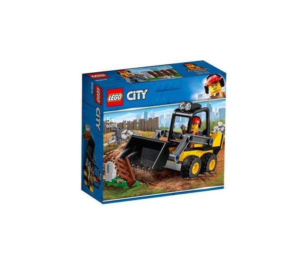 LEGO City Koparka - 465094 - zdjęcie