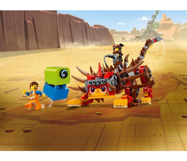 LEGO Movie UltraKocia i Lucy Wojowniczka - 465108 - zdjęcie 3