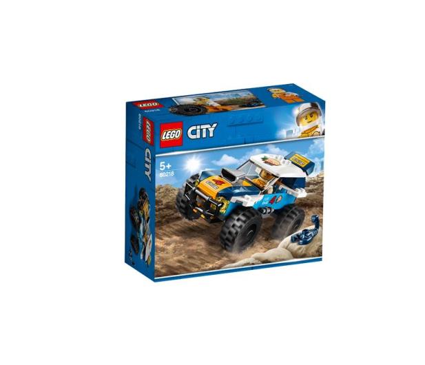 LEGO City Pustynna wyścigówka - 465092 - zdjęcie