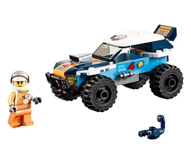 LEGO City Pustynna wyścigówka - 465092 - zdjęcie 2