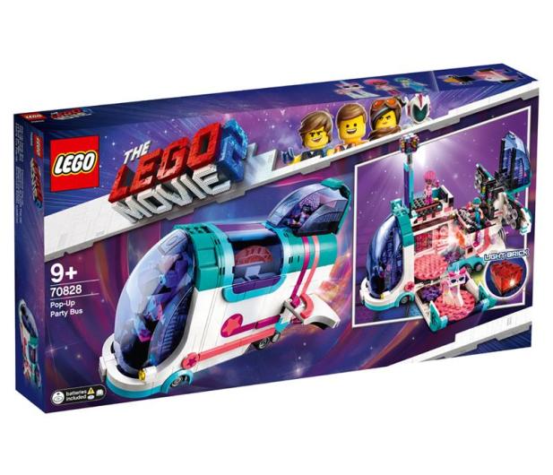 LEGO Movie Autobus imprezowy - 465109 - zdjęcie