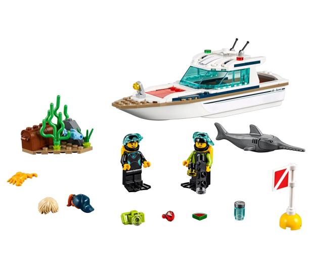 LEGO City Jacht - 465096 - zdjęcie 2