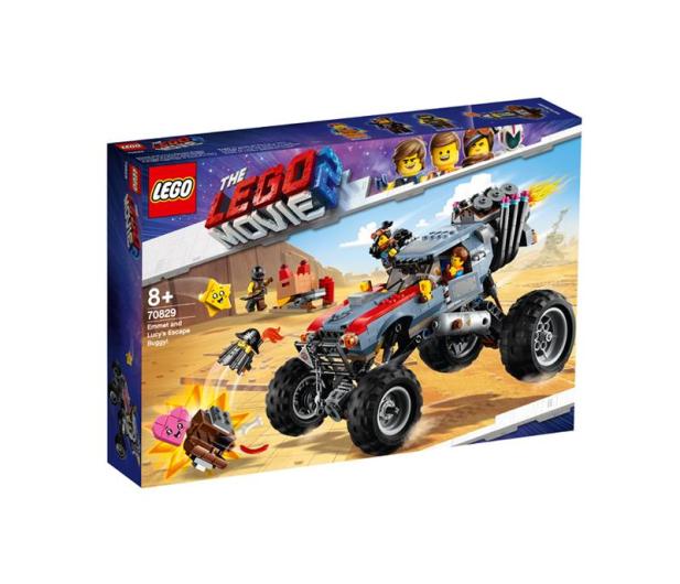 LEGO Movie Łazik Emmeta i Lucy - 465110 - zdjęcie