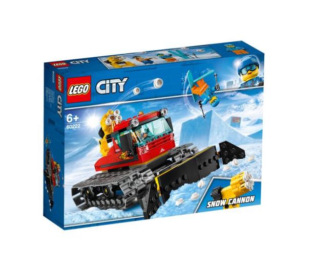 LEGO City Pług gąsienicowy - 465097 - zdjęcie