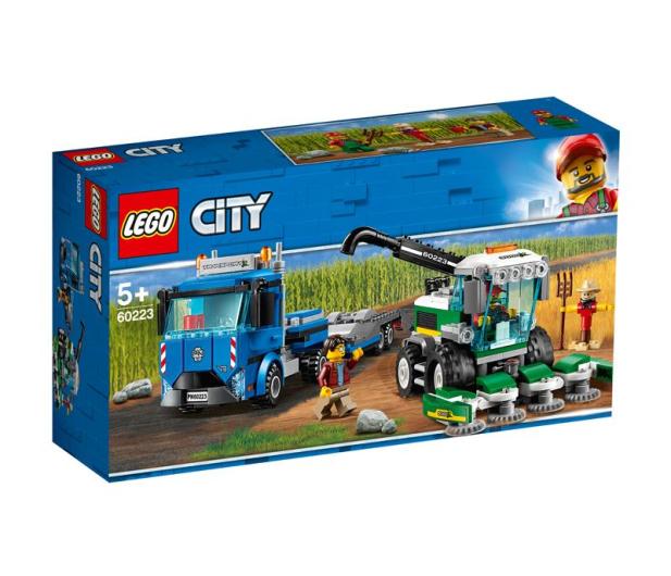 LEGO City Transporter kombajnu - 465098 - zdjęcie
