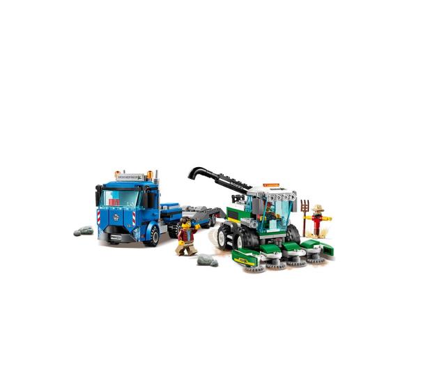 LEGO City Transporter kombajnu - 465098 - zdjęcie 3
