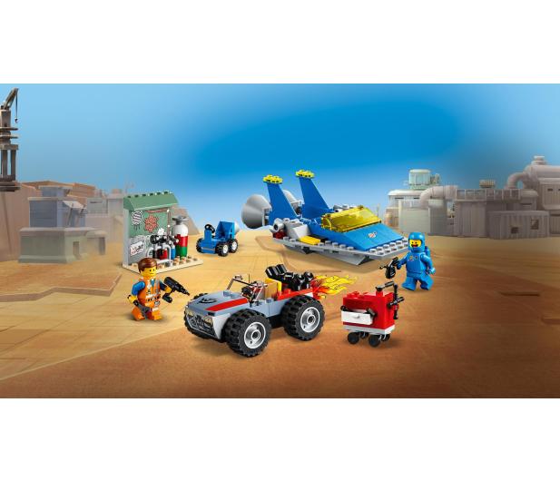 LEGO Movie Warsztat Emmeta i Benka - 465102 - zdjęcie 4