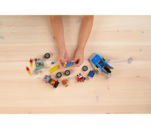 LEGO Movie Warsztat Emmeta i Benka - 465102 - zdjęcie 5