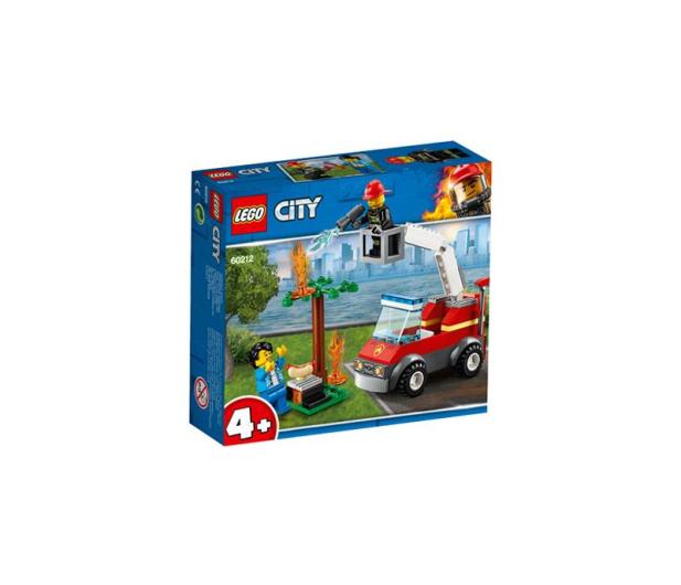 LEGO City Płonący grill - 465086 - zdjęcie