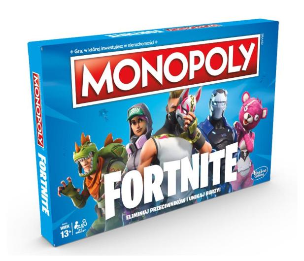 Hasbro Monopoly Fortnite  - 465347 - zdjęcie 2