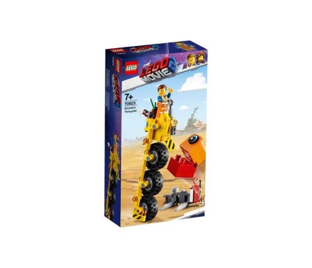 LEGO Movie Trójkołowiec Emmeta - 465104 - zdjęcie