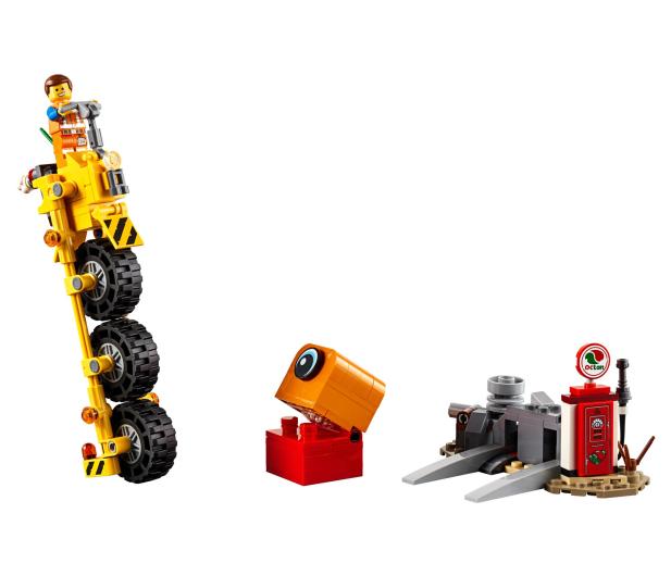 LEGO Movie Trójkołowiec Emmeta - 465104 - zdjęcie 2