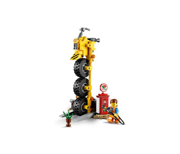 LEGO Movie Trójkołowiec Emmeta - 465104 - zdjęcie 3