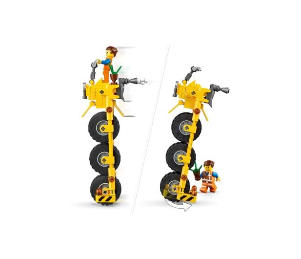 LEGO Movie Trójkołowiec Emmeta - 465104 - zdjęcie 4