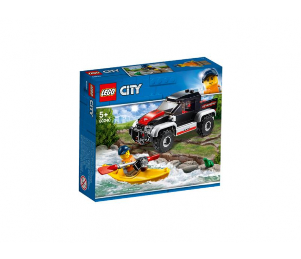 LEGO City Przygoda w kajaku - 465100 - zdjęcie