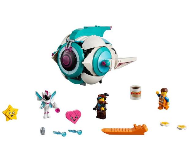 LEGO Movie Gwiezdny statek Słodkiej Zadymy - 465111 - zdjęcie 2