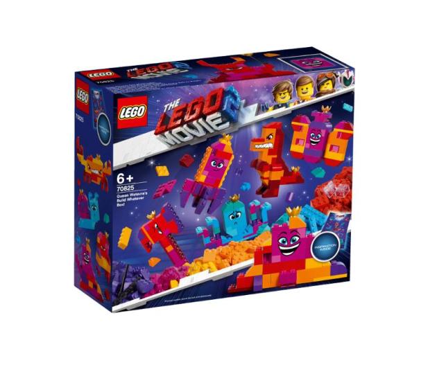 LEGO Movie Pudełko konstruktora Królowej Wisimi! - 465106 - zdjęcie