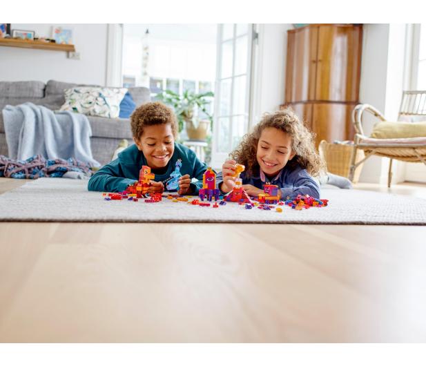 LEGO Movie Pudełko konstruktora Królowej Wisimi! - 465106 - zdjęcie 4