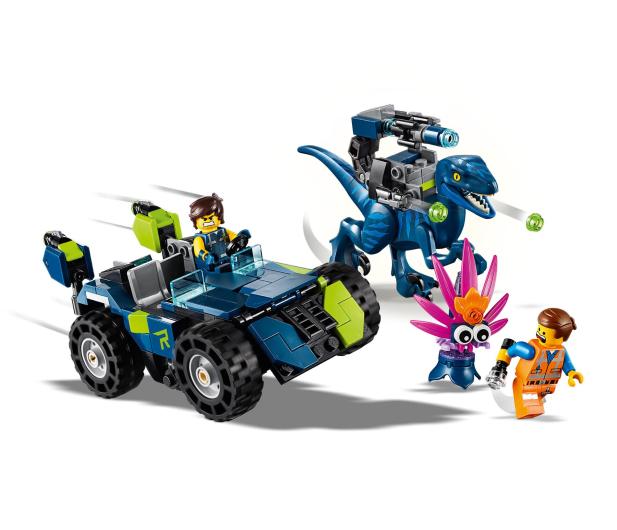 LEGO Movie Terenówka Rexa - 465107 - zdjęcie 3