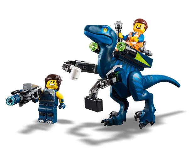 LEGO Movie Terenówka Rexa - 465107 - zdjęcie 4