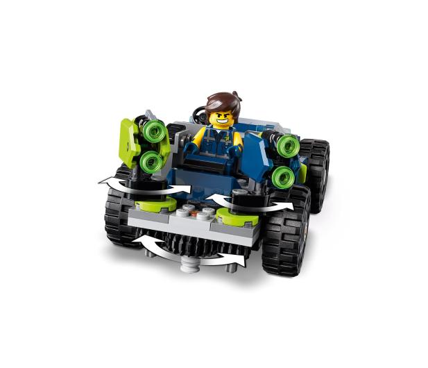 LEGO Movie Terenówka Rexa - 465107 - zdjęcie 6