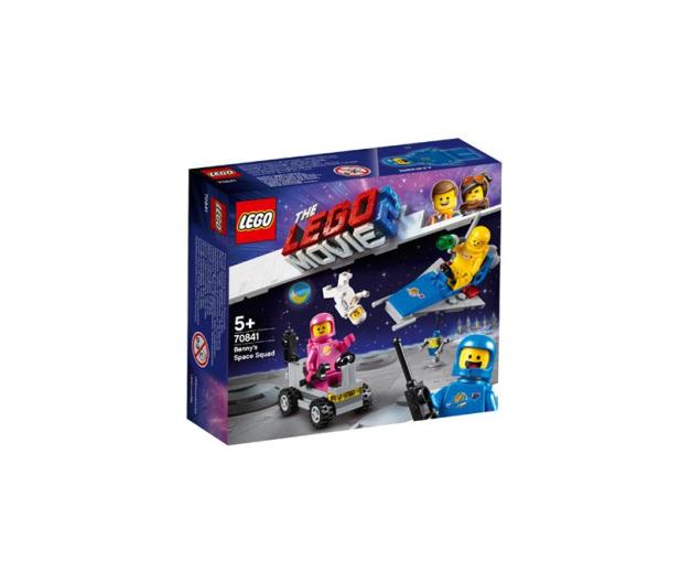 LEGO Movie Kosmiczna drużyna Benka - 465114 - zdjęcie