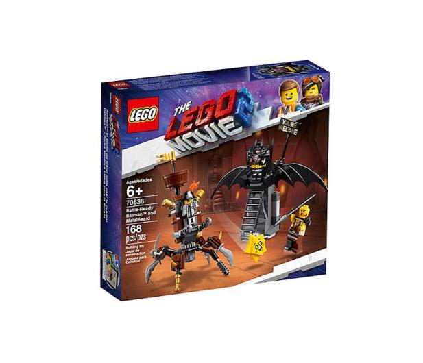 LEGO Movie Batman i Stalowobrody - 465113 - zdjęcie